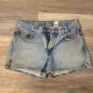 Lucky vintage shorts size 12 women's